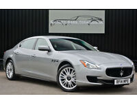 2014 Maserati Quattroporte 3.0 DV6 Diesel *Carbon Fibre + High Specification*