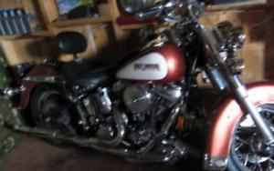 1988 Harley Davidson , Heritage Softail Custom