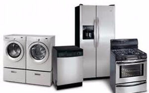 Small and Major Appliance repairs