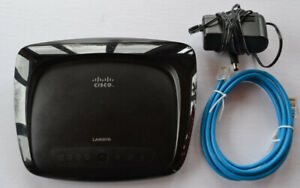 CISCO Linksys N-Wireless WIFI router - SAINT-CONSTANT
