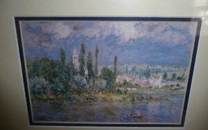 "Claude Monet ""Thunderstorms"" 1880 Art Print Stratford Kitchener Area image 9"