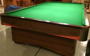 SNOOKER TABLE = free!!!
