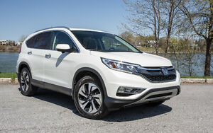 2016 Honda CR-V Touring SUV, Crossover
