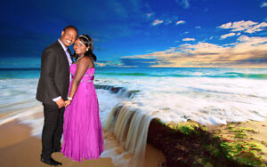 WEDDING DRESS & SHOES with WEDDING Photography+D.J+ Bookings