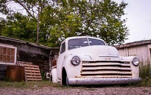 1953 1434 truck, , airride, Full custom BE SERIOUS PLEASE