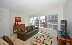 Spacious/Furnished 2 Bedroom Apt in Dundas West 6 Month Lease
