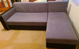 Corner sofa bed ASAP