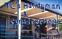 TC'S Handyman & Constructions. Woonona Wollongong Area Preview