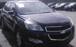 2010 AWD  TRAVERSE LS SUV