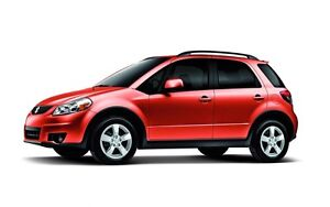 Looking for Suzuki SX4 hatch AWD (manual)