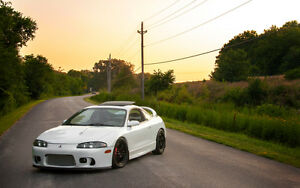1995-1999 Mitsubishi Eclipse Hatchback London Ontario image 1