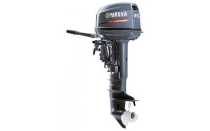 25NMHL Yamaha 25hp 2-stroke Outboard motor Westminster Stirling Area Preview