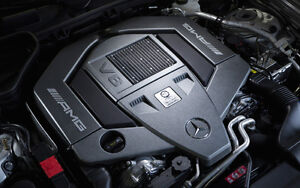 2009 Mercedes GLK-Class OEM Engine Parts, Cams, Pistons