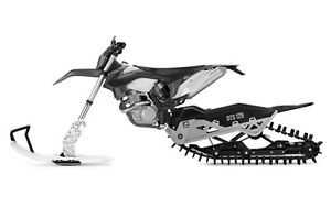 Camso  DTS 129 Dirt To Snow Ski And Track Kit for Dirt Bikes