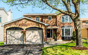 ARE YOU MOVING TO ORLEANS? IF YES, THIS IS YOUR PERFECT HOME!
