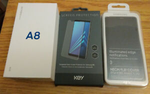 Samsung A8, Brand New Cell Phone