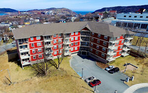 Rent or rent to own Executive fully furnished Condo in St.John's