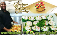 Catering with Our Silver Platter Catering Touch