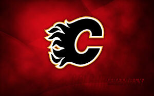 CALGARY FLAMES SEASON TICKETS FOR SALE  ** LOWER BOWL **