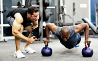 Need a personal trainer?  (ex-military-$40/hr)