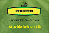 Reliable lawn and yard care services
