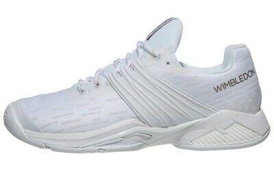 Babolat Propulse Fury AC Wimbledon Women's Shoes Size9 -  FREE String & Grip (Tennis-schuhe Strings)