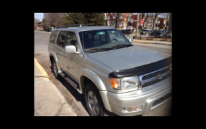 Toyota 4runner 1999 limited automatique 192000km. Bitcoin