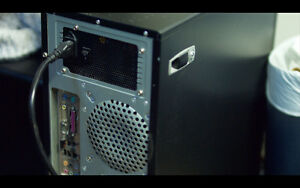 PC computer desktop for sale great condition, great for gaming