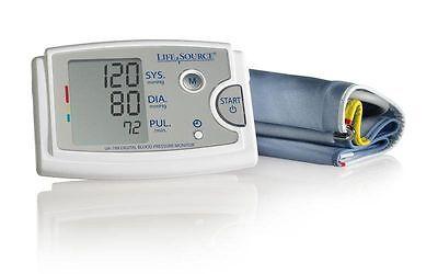 LIFESOURCE UA789AC Automatic Upper Arm Blood Pressure Monitor X Large Cuff