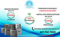 Service and Repair All Furnace, Fireplace, Boiler, Duct work