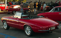 WANTED -1969 Alfa Romeo Other DUETTO Convertible