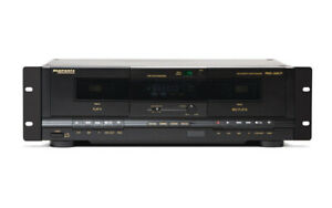 Marantz PMD-300CP Professional Dual Cassette Recorder/Player