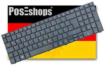 QWERTZ Tastatur Acer Aspire 5552 5552G 5742 5742G Series Schwarz DE NEU