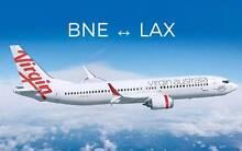 100,000 Frequent Flyer Points | Free BRIS ⇔ LAX flights Brisbane City Brisbane North West Preview