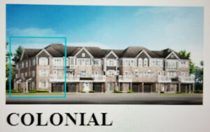 Brand New Townhouse for Rent - Pickering