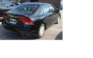 2008 Honda Civic DX-G, Safety and E-tested