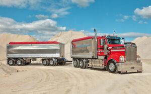Experienced (HC) Truck & Dog Driver(Mack Civil Engineering)