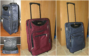 2 Small Suitcases - New