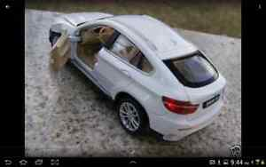 BMW X6 Alloy Diecast Car Model 1:32 Collection Gift Sound & Ligh London Ontario image 4