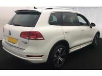 Volkswagen Touareg FROM £134 PER WEEK!