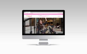 Custom Logo & Website Design