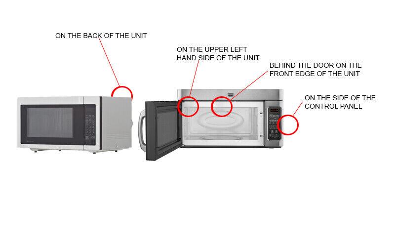 Replacement Magnetron For Samsung Maytag OM75P(10)ESHL OM75P10ESS OM75P10ESHL 2