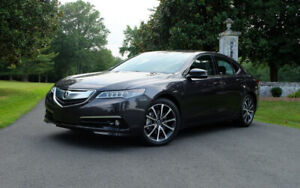 "Acura TLX 18"" Rims with Tires and TPMS"