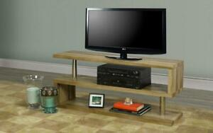 TV Stand with Shelves - Reclaimed Wood Reclaimed Wood