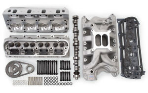 Edelbrock top end kit - total power package