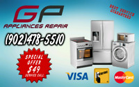 APPLIANCES REPAIR