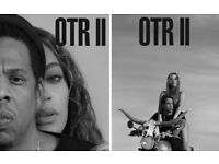 Beyonce OTR II Tour Tickets For Sale