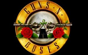 Guns and Roses BC Place Vancouver Floor Seat A7 4 tickets