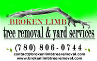 PROFESSIONAL TREE SERVICES BY BROKEN LIMB
