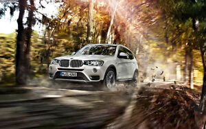 2015 BMW X3 xDrive20d xLine with security package